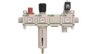 Łatwy w instalacji FRL oferuje wysokie natężenie przepływu oraz szeroki zakres temperatur pracy dla układów przygotowania powietrza. ASCO Numatics przedstawia nową serię zespołów przygotowania powietrza filtr-regulator-smarownica (FRL). Seria 652 charakteryzuje […]