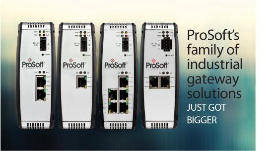 ProSoft Technology wprowadza pięć nowych bramek dostępowych zapewniających transmisję danych między standardami Modbus, EtherNet/IP i PROFINET! Standard PROFINET został opracowany do zastosowań w szybkich aplikacjach, m.in. z zakresu robotyki, w […]