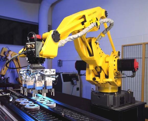 Raport: Robotyzacja polskich przedsiębiorstw to konieczność