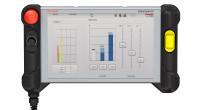 Jednostka sterowania ręcznego firmy Bosch Rexroth jest systemem łatwym w obsłudze, ergonomicznym oraz opartym na koncepcji tabletu. Duży szeroki wyświetlacz IndraControl VH2110 zapewnia idealny wgląd do wnętrza maszyn. Operowanie nim […]