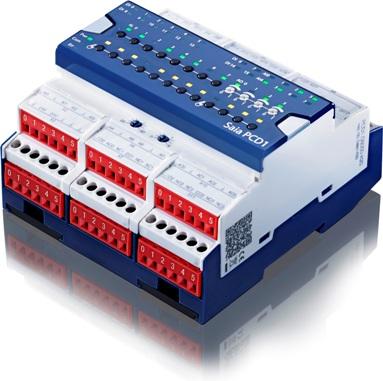 Mix I/O dla instalacji HVAC w serii E-Line