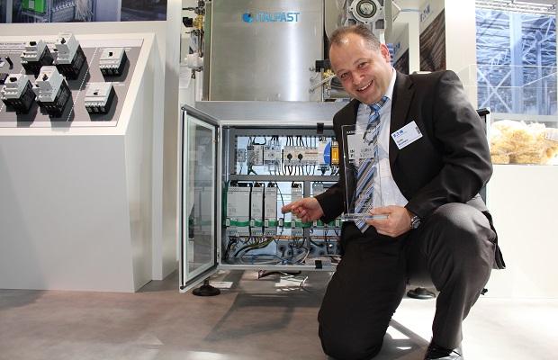 Nowatorski przemiennik częstotliwości firmy Eaton nagrodzony na targach Industriepreis 2015 w Niemczech