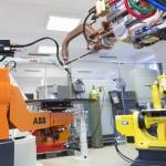 Jedno z największych robotycznych laboratoriów w Europie z udziałem ABB