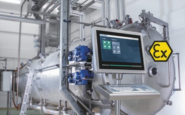 Inteligentny terminal dla Industry 4.0