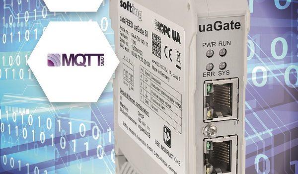Firma Softing Industrial poinformowała, że jej bramka dostępowa dataFEED uaGate SI wspiera obecnie poza OPC-UA również protokół MQTT, zapewniający łatwą i niezawodną integrację danych ze sterowników Siemens S7 w usługach […]