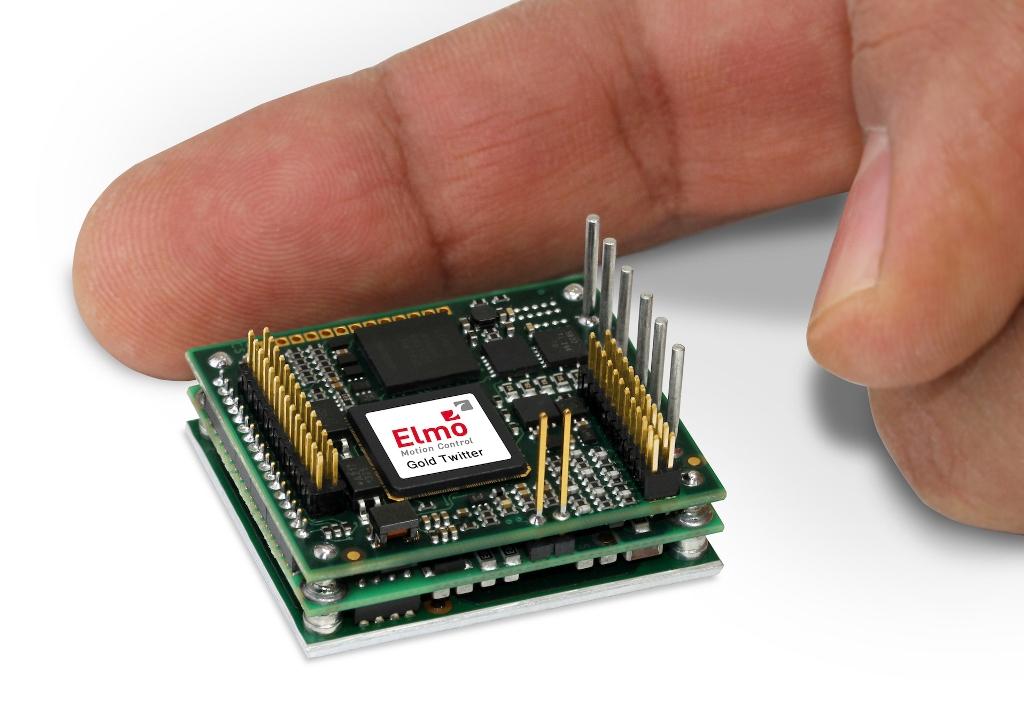 Elmo prezentuje innowacyjne rozwiązania dla automatyki przemysłowej na targach Automaticon
