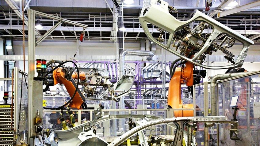 Branża Automotive w obliczu czwartej rewolucji przemysłowej