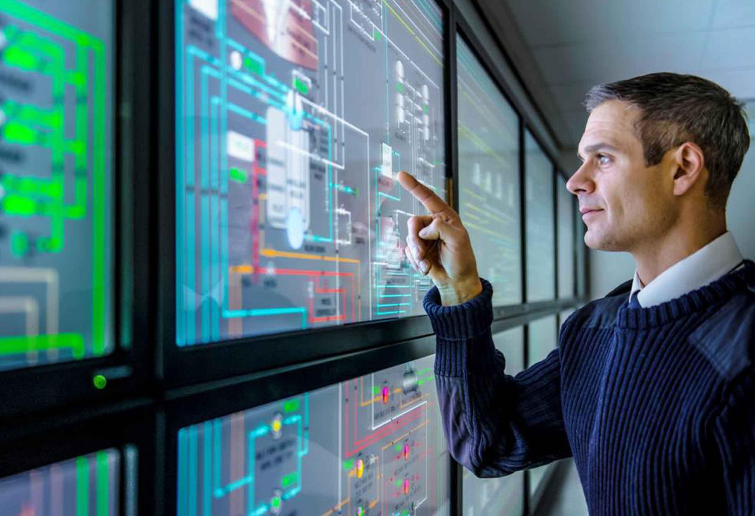 Zmiany technologii przemysłowych umożliwiają partnerom korzystanie z narzędzi IIoT