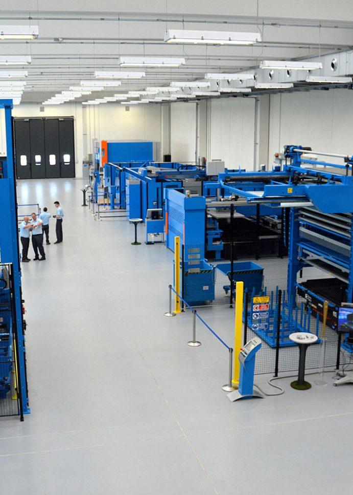 Przemysł 4.0 – możliwości i wyzwania dla nowoczesnej produkcji